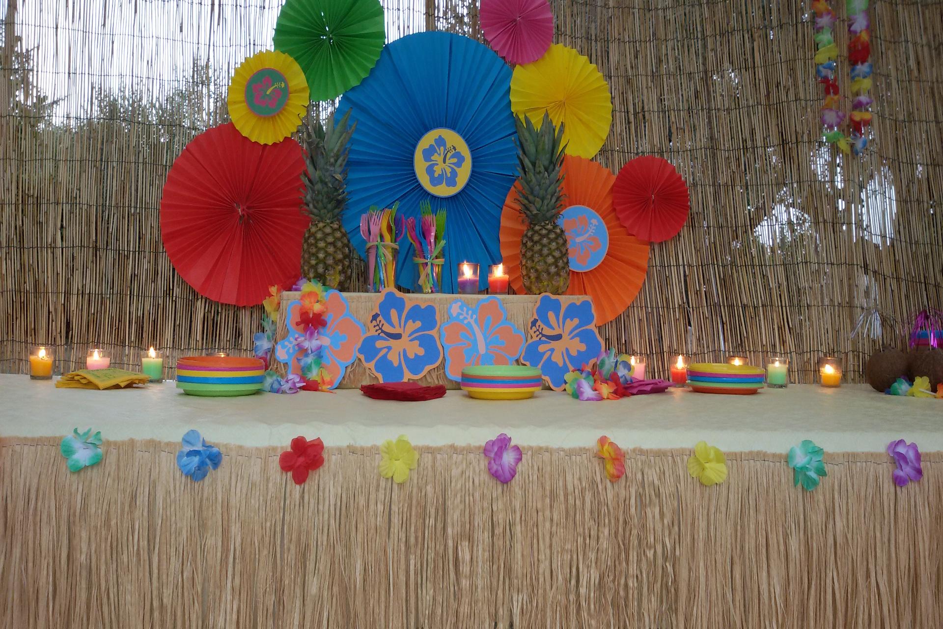 Festa Hawaiana